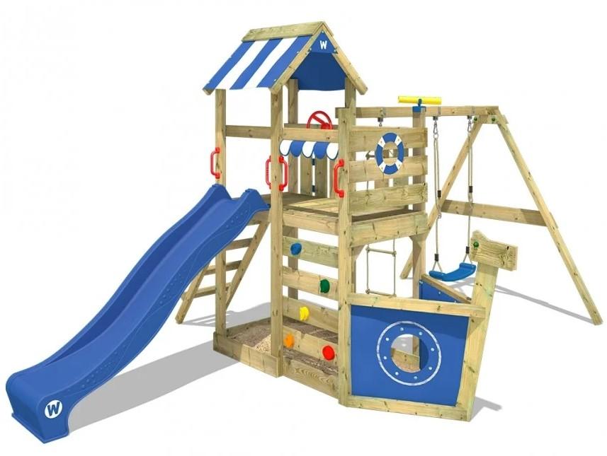Spielturm SeaFlyer von Wickey