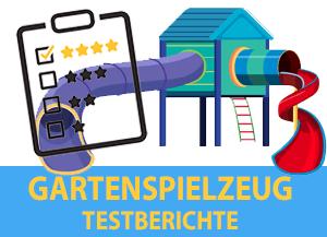 Gartenspielzeug Testberichte Illustration